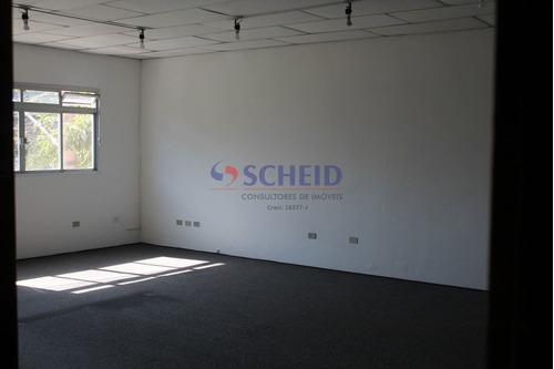 Excelente Sala Comercial Localizada Em Avenida De Grande Circulação - Mr64151