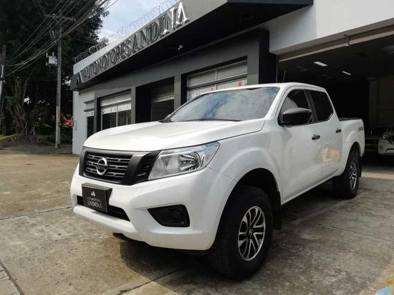 Nissan Frontier Np300 2018 2.5 Mec. 4x4 231