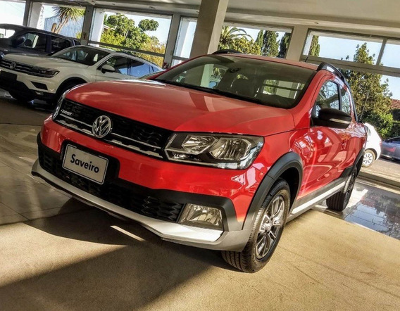 Volkswagen Saveiro 1.6 Cross 2020