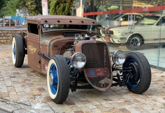 Ford Rat Hod - 1933