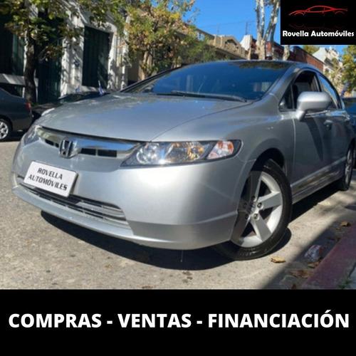 A Honda Civic 2008 Manual Lxs Excelente Vendo Permuto!