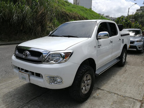 Toyota Hilux 2.5 Td Mec. Mod. 2007 (033)