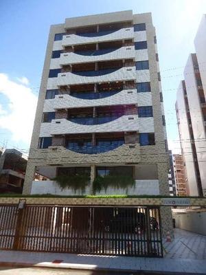 Apartamento Para Venda, 2 Dormitórios, Pajuçara - Maceió - 1119