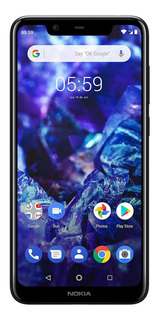 Nokia 5.1 Plus + 32gb 3gb Ram Android One 9 Pie Ta-1120