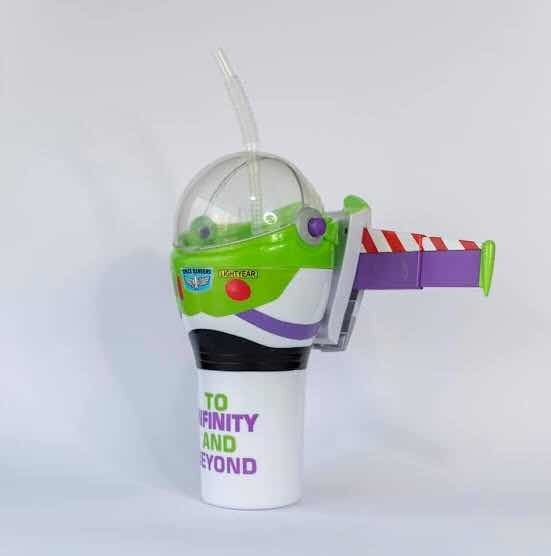 Vaso Buzz Lightyear Toy Story 4 Cinemex