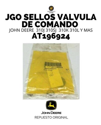Imagen 1 de 5 de At196924 Juego De Sellos Retencion De Comando John Deere