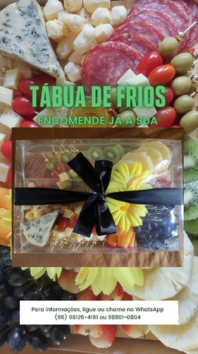 Imagem 1 de 1 de Tábuas De Frios