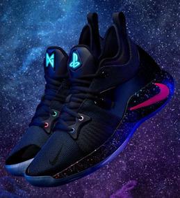 Zapatillas Importadas/ Nike Pg2 Playstation/ Para Hombre