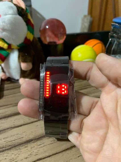 Relógio Esportivo Led Predador
