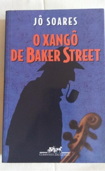 Livro Usado O Xangô De Baker Street