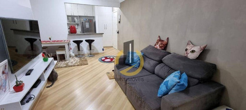 Imagem 1 de 29 de Apartamento Com 3 Dormitórios À Venda, 75 M² Por R$ 723.000,00 - Vila Gumercindo - São Paulo/sp - Ap1731