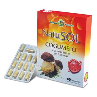 Natusol Cogumelo 60 Caps