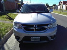 Dodge Journey Sxt 2.4 3 Filas De Asientos. Linea Nueva