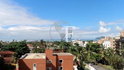 Apartamento Com 3 Dormitórios À Venda, 145 M² Por R$ 850.000 - Praia Da Enseada - Guarujá/sp - Ap9298