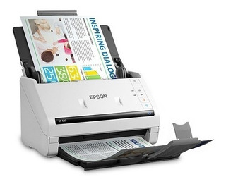 Escaner Epson Workforce Ds-530 Color Duplex 35 Pag Por Min