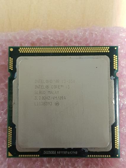 Processador Intel Core I3 550 3.2 Ghz 4mb Cache Lga 1156