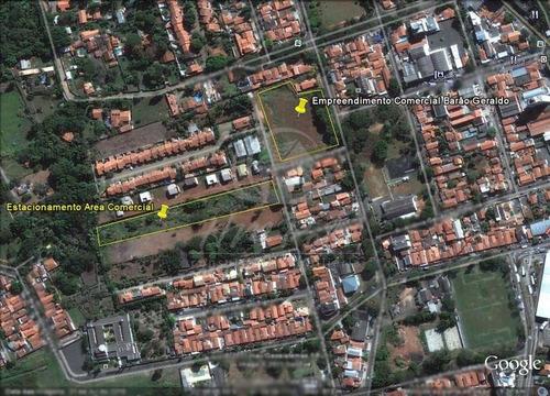 Imagem 1 de 4 de Área À Venda Em Arruamento Luiz Vicentin - Ar035037