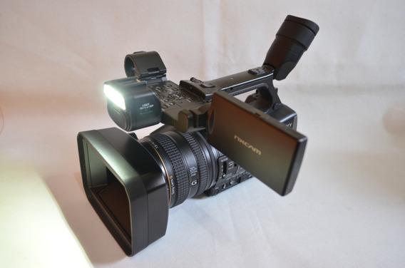 Filmadora Profissional Sony Nx3