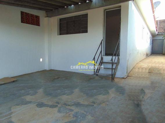 Casa Com 3 Dormitórios Para Alugar, Por R$ 950/mês - Parque São Jerônimo - Americana/sp - Ca2341