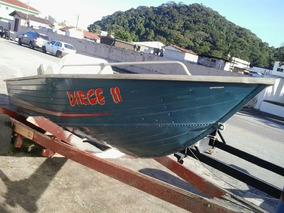 Marajo 16 Pés Com Motor 50 Hp