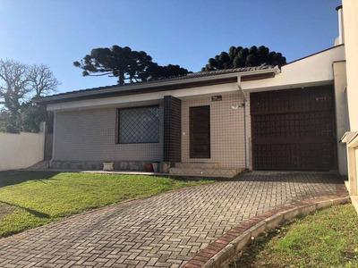 Casa Comercial Para Venda - Bom Retiro, Curitiba - Ca0119. - Ca0119
