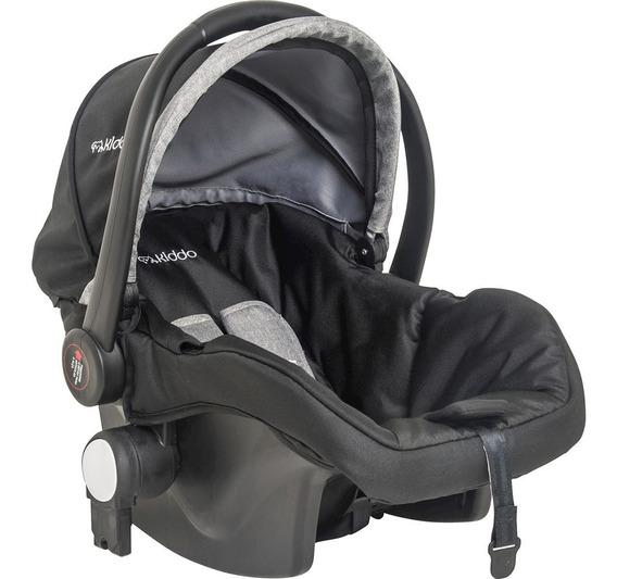 Bebê Conforto Kiddo Pod - Preto/cinza - Grupo 0+: Até 13 Kg
