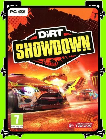 Dirt Showdown Pc - 100% Original (steam Key)