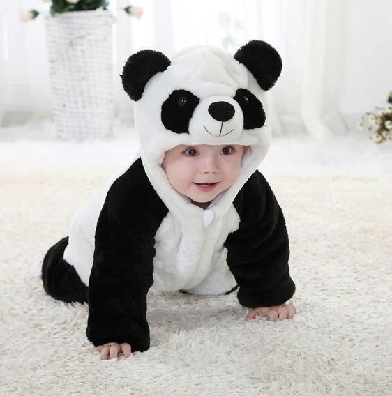 Panda Fantasia Panda - Bichinhos Parmalat Com Frete Grátis