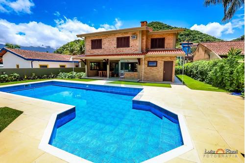 Imagem 1 de 27 de Casa Com 6 Dorms, Recanto Da Lagoinha, Ubatuba - R$ 2.8 Mi, Cod: 1288 - V1288