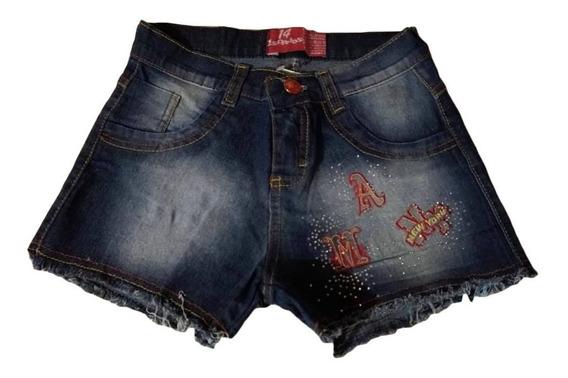 Short De Jeans Nena