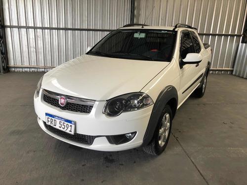 Fiat Strada 2018 1.4 Trekking Cd
