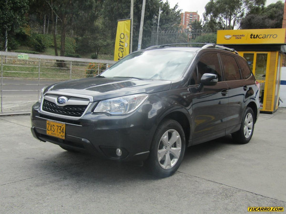 Subaru Forester At 2000 Aa Ab Abs