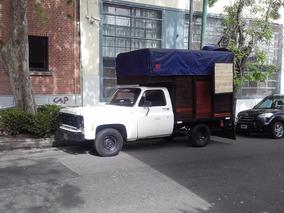 Chevrolet C/ 10 Nafta /gnc Mod 75 Con Mudancera Y Lona .