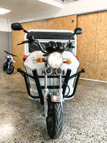Moto Carga Sunra King Kong 600 Kg / Anticipo Y Ahora 12
