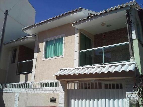 Casa Com 4 Dormitórios À Venda Por R$ 550.000 - Porto Novo - São Gonçalo/rj - Ca0553