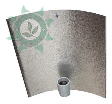 Refletor Cultivo Indoor Asa Simples 45x40cm Grow Gaivota Led
