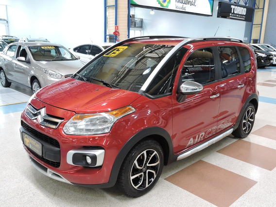 Citroën Aircross 1.6 Exclusive 16v - Automático 2013