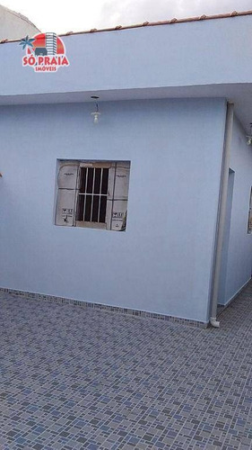 Imagem 1 de 12 de Casa Com 2 Dormitórios À Venda, 60 M² Por R$ 190.000,00 - Jd Nossa Senhora Do Sion - Itanhaém/sp - Ca5355
