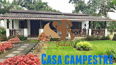Casa Campestre Bucay, Finca San Rafael