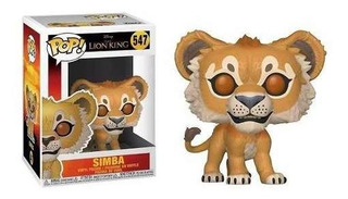 Funko Pop 547 Simba - The Lion King
