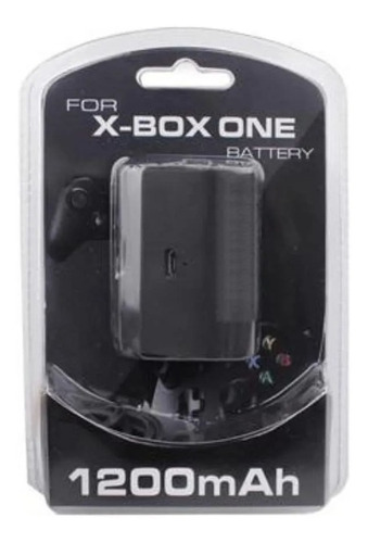 Batería Para Control Joystick Xbox One 1200mah