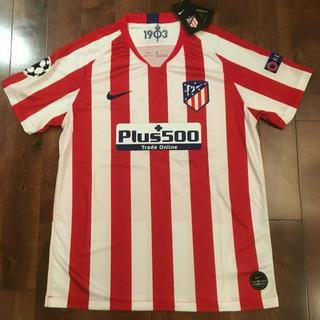 Camisa Blusa Atlético De Madrid 19/20 Pronta Entrega