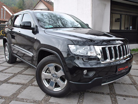 Jeep Grand Cherokee 3.6 4x4 Limited 2013 Solo 42.000 Km.