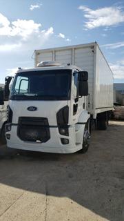 Ford Cargo 1517 Modelo 2012 Sin Carroceria Paquetera