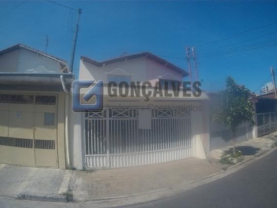 Venda Sobrado Sao Bernardo Do Campo Rudge Ramos Ref: 134126 - 1033-1-134126