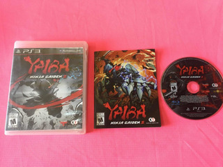 Ninja Gaiden Yaiba Ps3 (game Army)