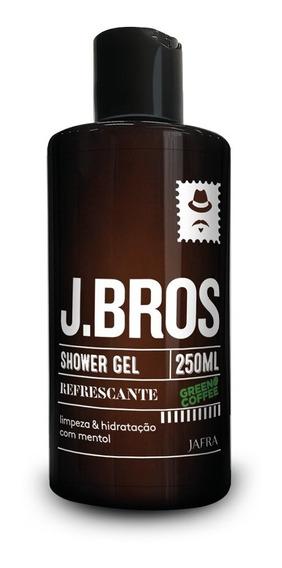 Shower Gel (gel De Banho Masc) J.bros Importado Jafra 3 Em 1
