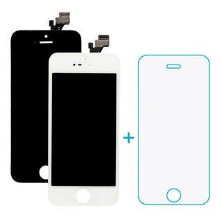 Tela Display Lcd Touch iPhone 5s 5c 5 5g + Pelicula