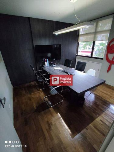Imagem 1 de 15 de Sala Para Alugar, 131 M² Por R$ 2.800,00/mês - Brooklin Paulista - São Paulo/sp - Sa1540