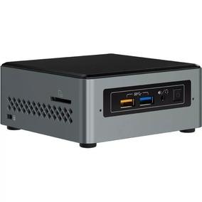 Mini Pc Kit Intel Nuc 4gb Ssd 120gb Celeron +teclado+sem Fio